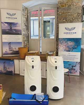 Exemple Nettoyage en entreprise n°109 zone Corse par Net eco corse