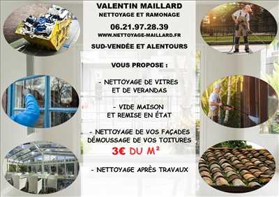 Photo Démoussage n°160 zone Vendée par Valentin maillard