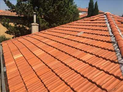 Exemple Nettoyage de toiture n°17 zone Bouches-du-Rhône par SOLUTOITURE