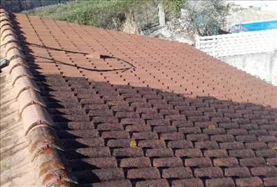 Photo Nettoyage de toiture n°18 à Marignane par SOLUTOITURE