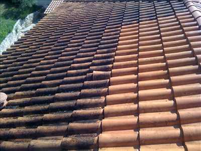 Photo Nettoyage de toiture n°19 dans le département 13 par SOLUTOITURE