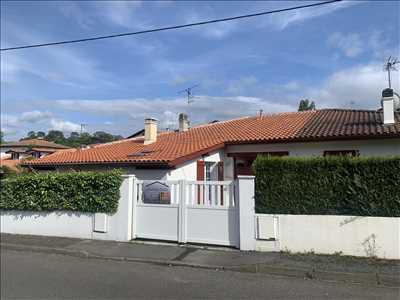 Photo Nettoyage de toiture n°232 zone Pyrénées Atlantiques par Vincent