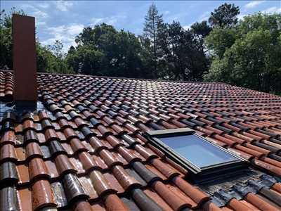 Exemple Nettoyage de toiture n°233 zone Pyrénées Atlantiques par Vincent