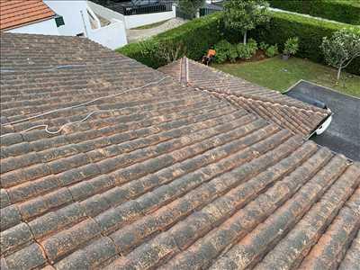 Photo Nettoyage de toiture n°234 à Bayonne par Vincent
