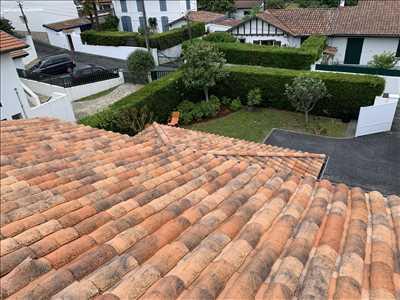 Photo Nettoyage de toiture n°235 dans le département 64 par Vincent