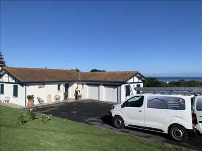 Exemple Nettoyage de toiture n°237 zone Pyrénées Atlantiques par Vincent