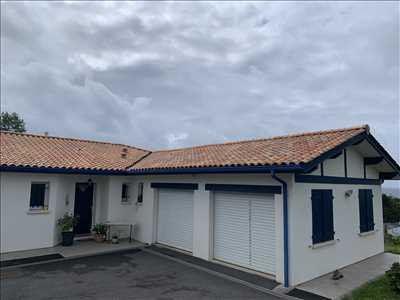 Photo Nettoyage de toiture n°238 à Saint-Jean-de-Luz par Vincent
