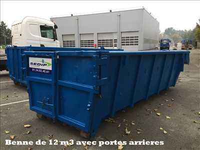 Exemple Débarras de maison n°333 zone Val d'Oise par SEDIP