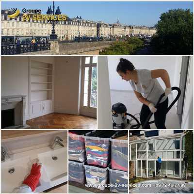 Photo Ménage à domicile n°34 à Bordeaux par GROUPE 2V SERVICES