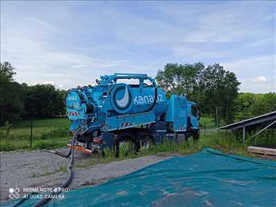Exemple Nettoyage industriel n°361 zone Creuse par KANALIZ Guéret