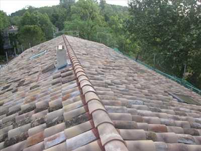 Exemple Nettoyage de toiture n°377 zone Alpes-Maritimes par Sam