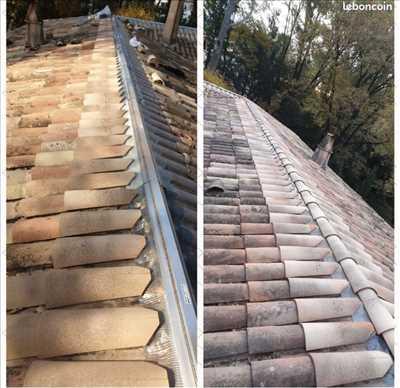 Photo Nettoyage de toiture n°382 à Nice par Sam