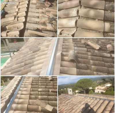 Photo Nettoyage de toiture n°383 dans le département 6 par Sam