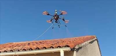 Exemple Nettoyage de toiture n°389 zone Hérault par cédric