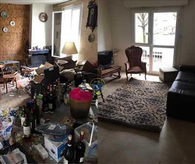 Exemple Débarras de maison n°397 zone Neuilly-sur-seine par Monsieur Nuisibles Débarras