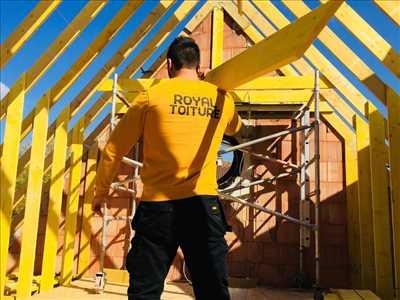 Photo Traitement termites n°40 zone Hauts de Seine par Royal toiture