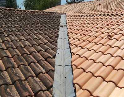 Photo Nettoyage de toiture n°406 à Perpignan par Artisan BENONI