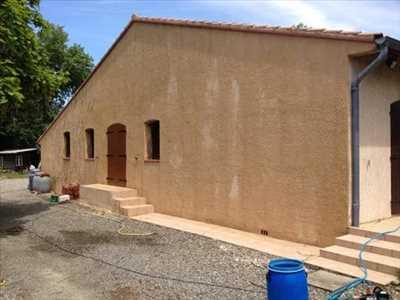 Exemple Ravalement de façades n°409 zone Haute-Garonne par Artisan BENONI
