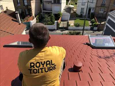 Exemple Démoussage n°41 zone Hauts de Seine par Royal toiture