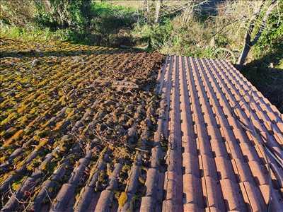 Photo Nettoyage de toiture n°415 dans le département 13 par Giovanni