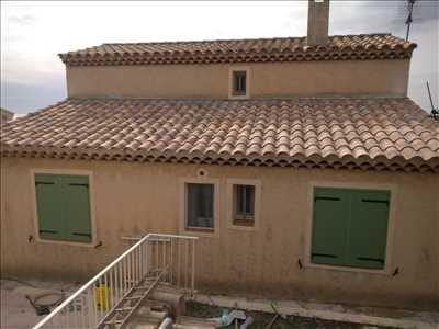 Photo Nettoyage de toiture n°42 à Vénissieux par Moreau