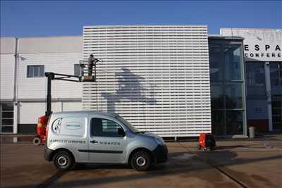 Photo Nettoyage industriel n°51 dans le département 17 par Christophe