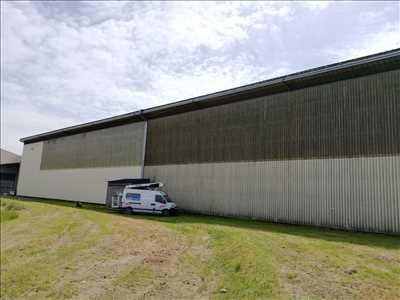 Exemple Nettoyage en entreprise n°89 zone Loire-Atlantique par David